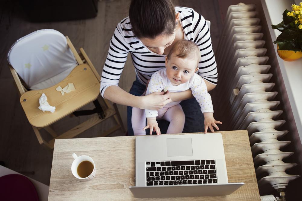 Kinder und Studium: So kann's funktionieren