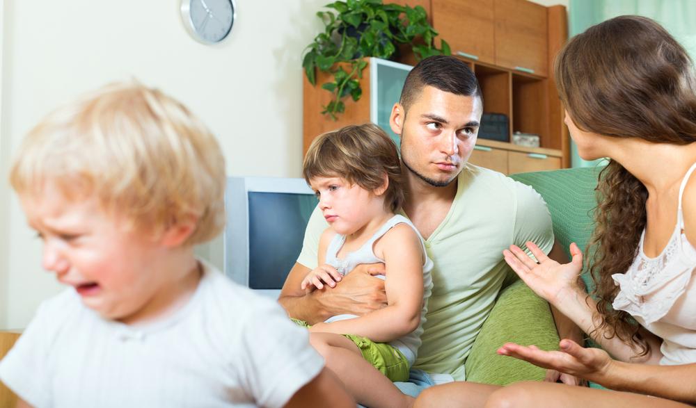 4 Anzeichen, dass deine Familie unter zu hohem Stress leidet
