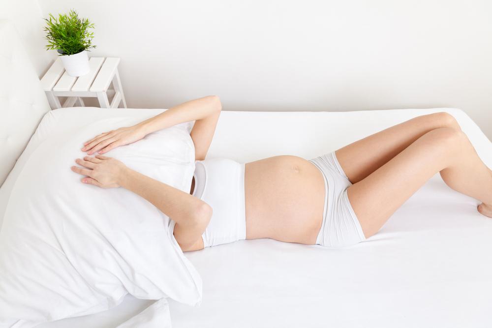 7 Gründe, weshalb du in der Schwangerschaft nicht schlafen kannst