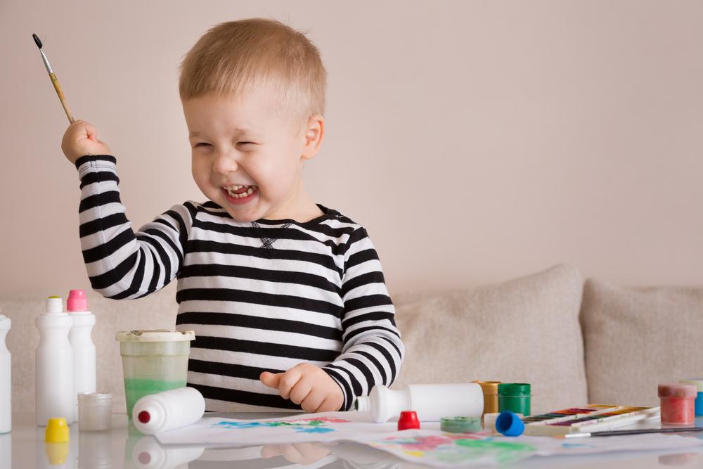 6 tolle Aktivitäten für Zweijährige