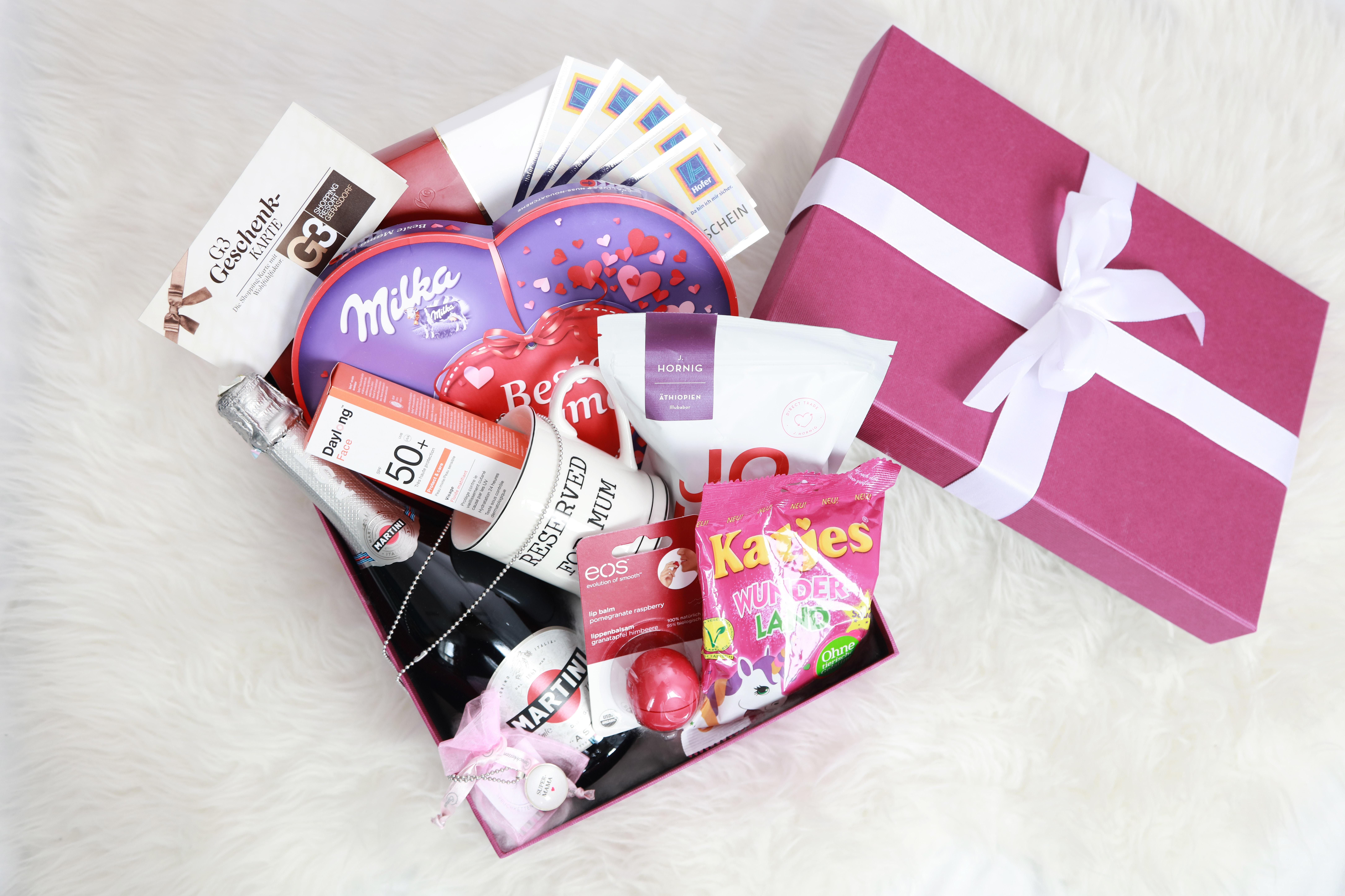 Muttertagsbox: Geschenkideen zum Muttertag, über die sich jede Mama freut