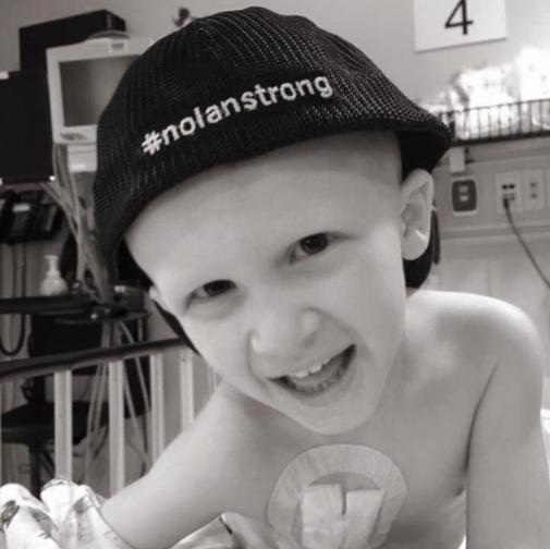 Bevor der vierjährige Nolan starb, sagte er seiner Mutter noch diese Worte