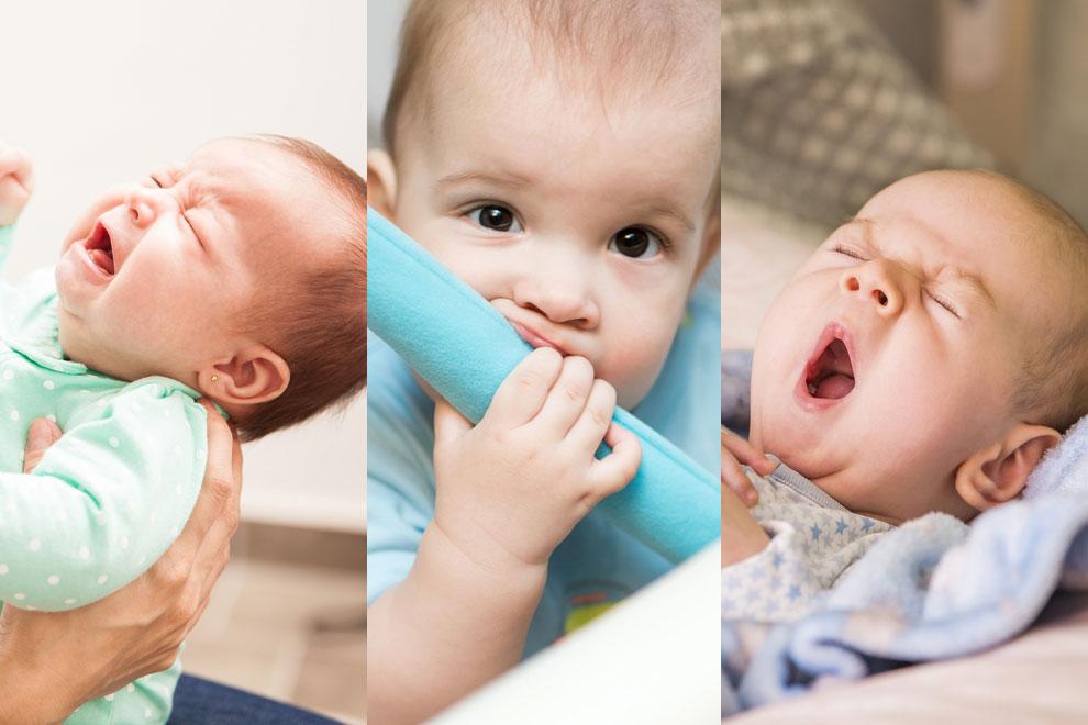 Diese 14 Gesichter erkennst du nur, wenn du ein zahnendes Kind hast