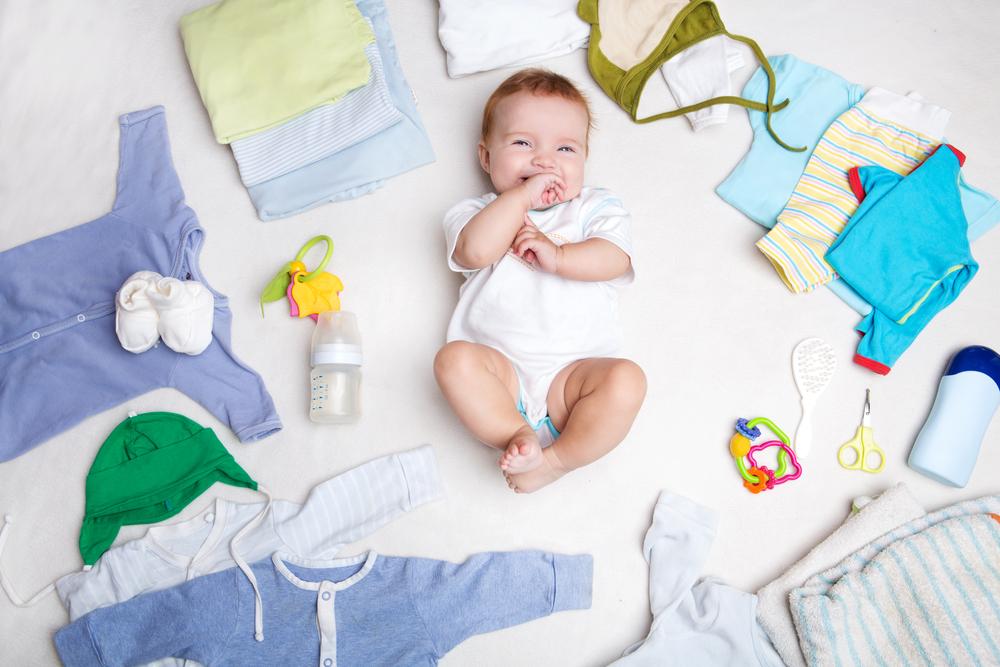 Checkliste: Diese Teile gehören fix zur 1. Babyausstattung