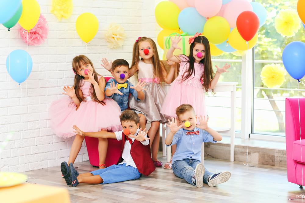 5 Gründe, wieso Parties als Kind viel besser waren