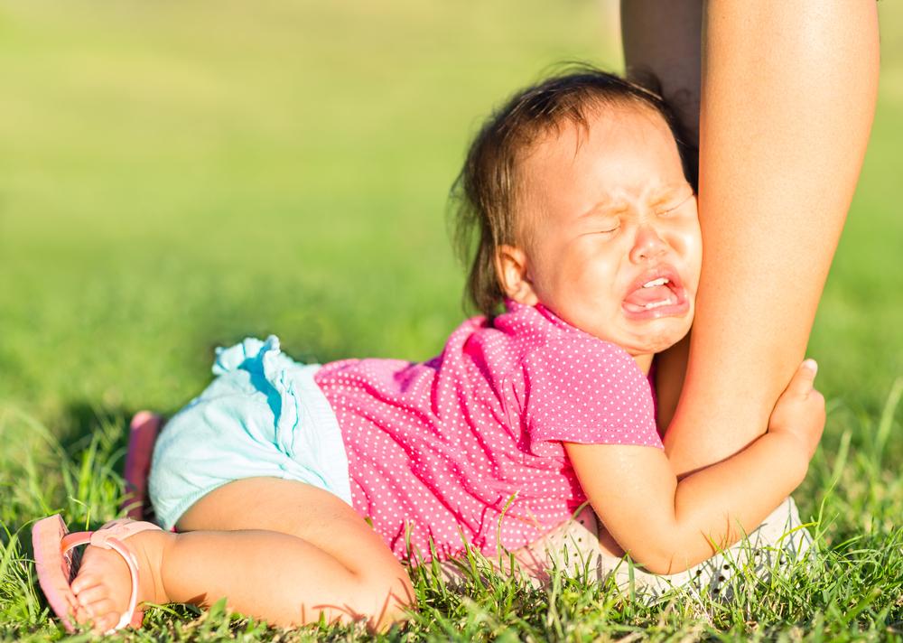11 Verhaltensweisen deines Kleinkindes, über die du eines Tages lachen wirst
