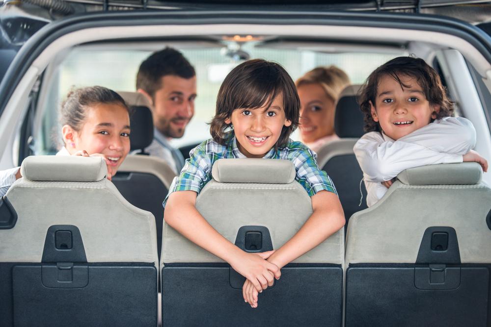 5 preiswerte Autos für Familien