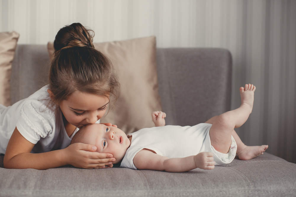 Ältere Geschwister: So sind sie gerne Vorbild