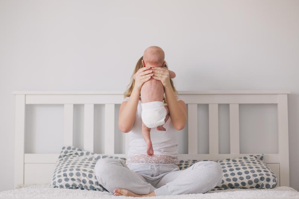Diese 8 Veränderungen macht dein Körper nach der Geburt durch