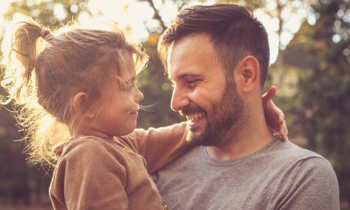 Wieso es Väter nicht leicht haben