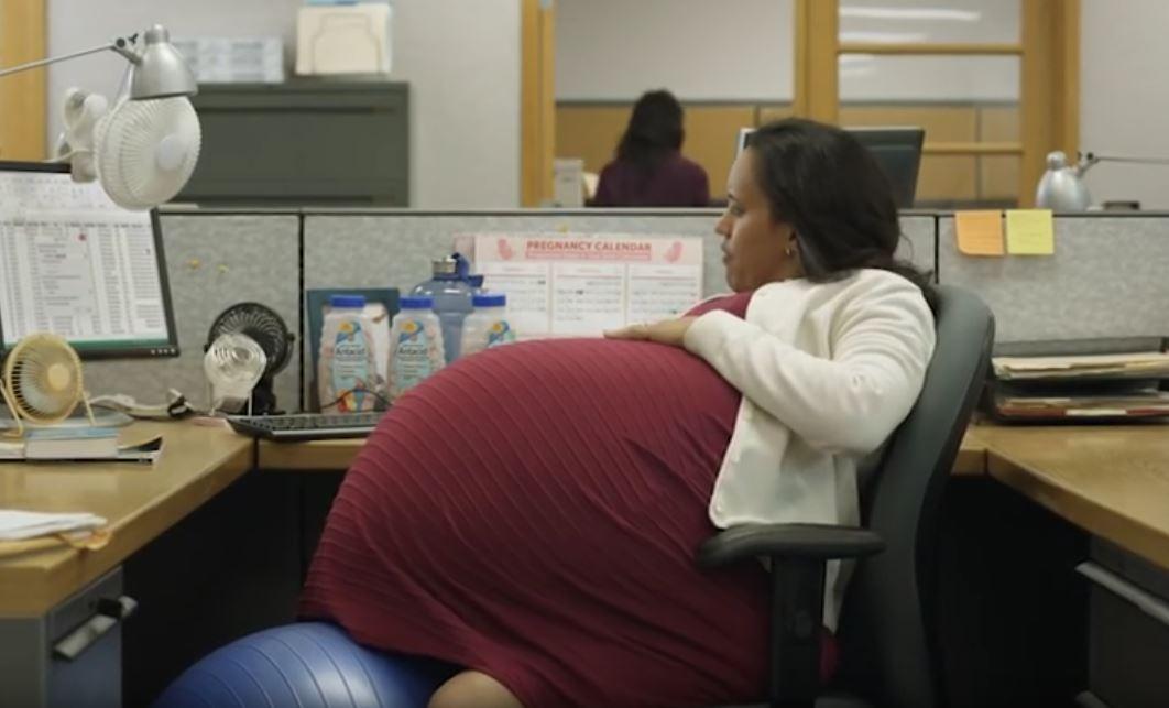Diese Frau ist seit 5 Jahren schwanger!