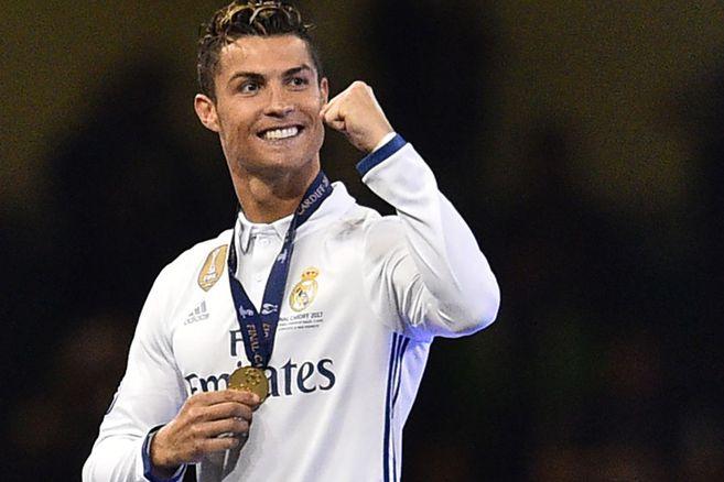 Vaterglück: Cristiano Ronaldo wurde angeblich Vater von Zwillingen