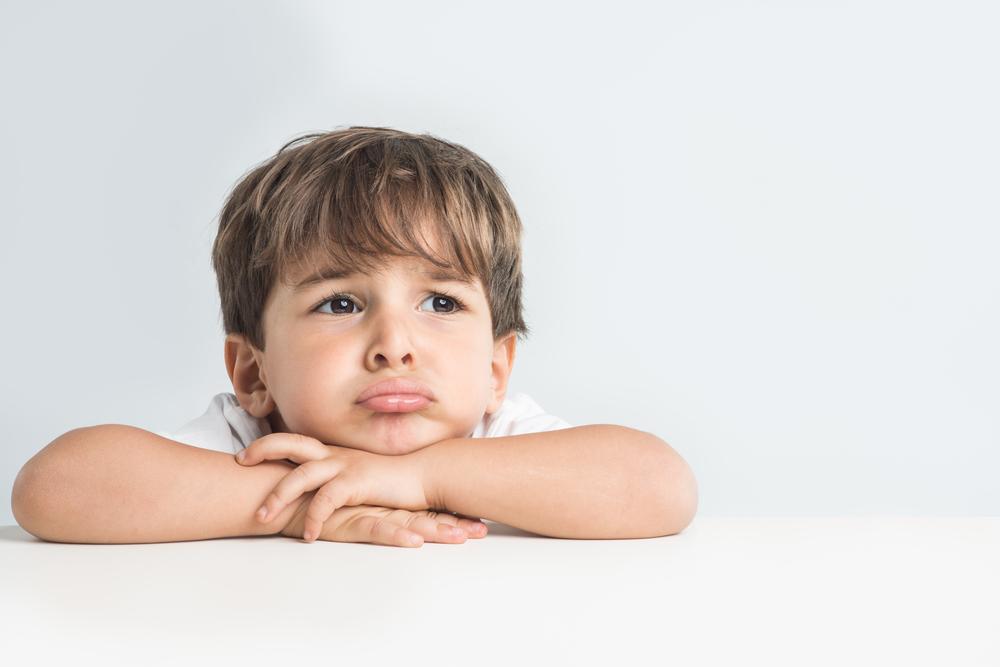 Kleinkinder können sich nicht entschuldigen