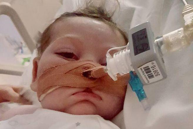 Richter haben entschieden: Baby Charlie muss sterben