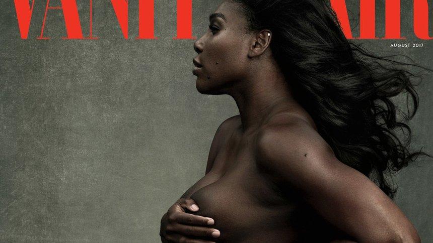 So unglaublich sieht Tennisstar Serena Williams mit Babybauch aus