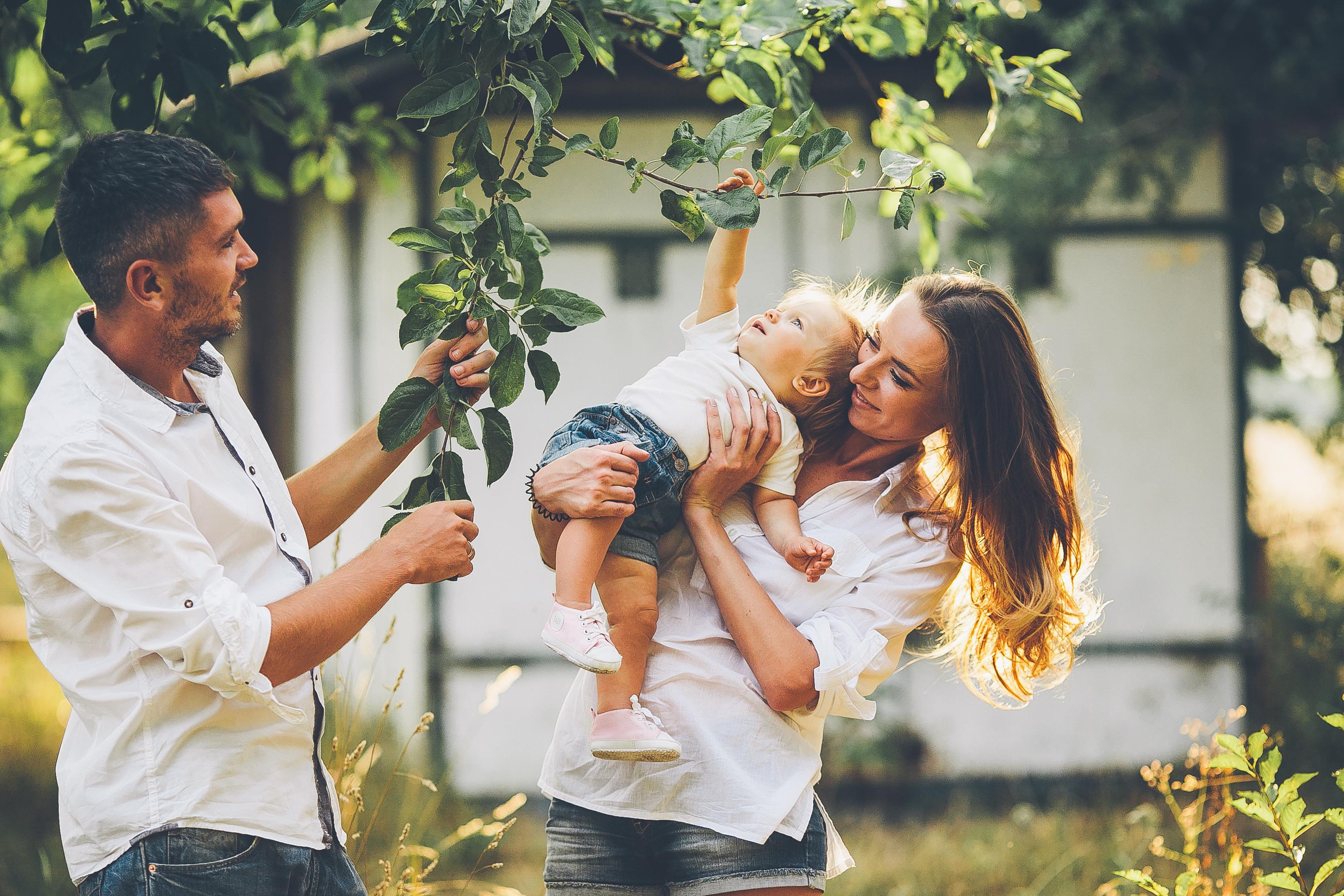 Glückwunsch: Diesen Riesenvorteil haben Eltern gegenüber anderen Erwachsenen