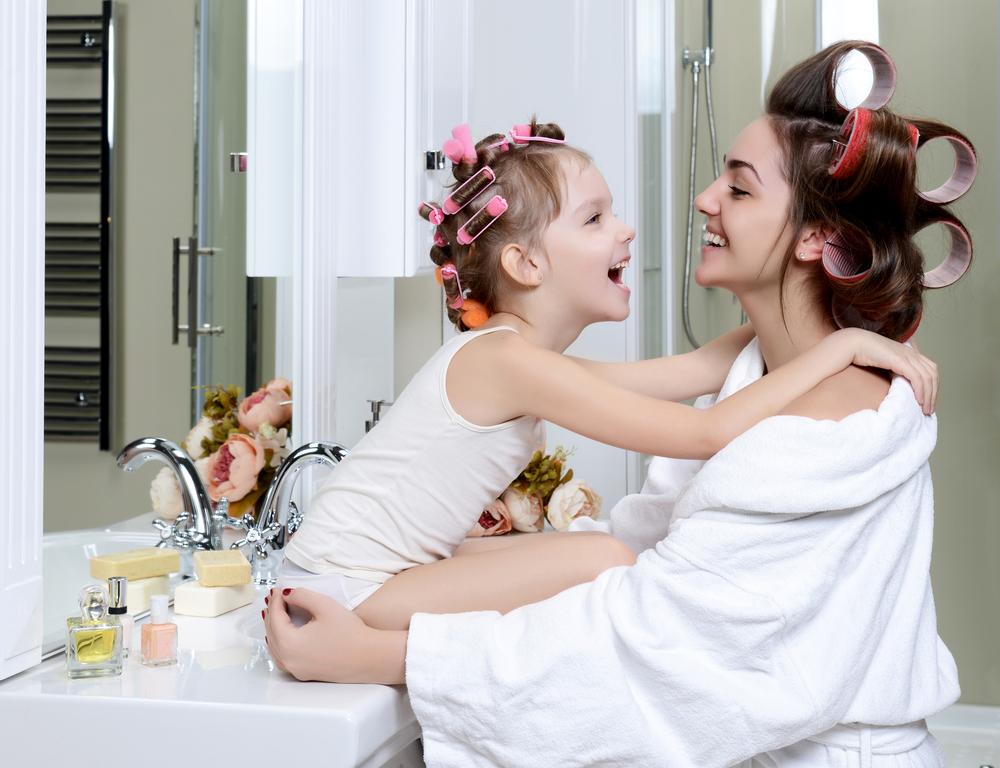 5 Dinge, die wir Mamas heimlich tun