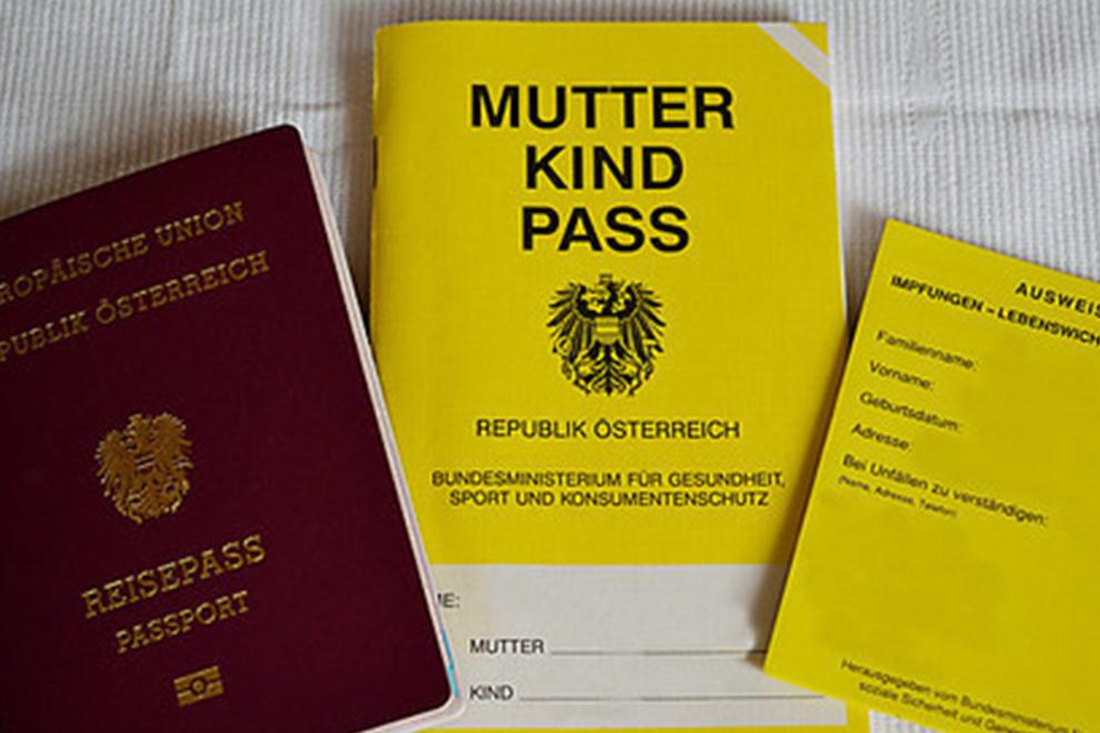 Jetzt auch als APP: Der Mutter-Kind-Pass