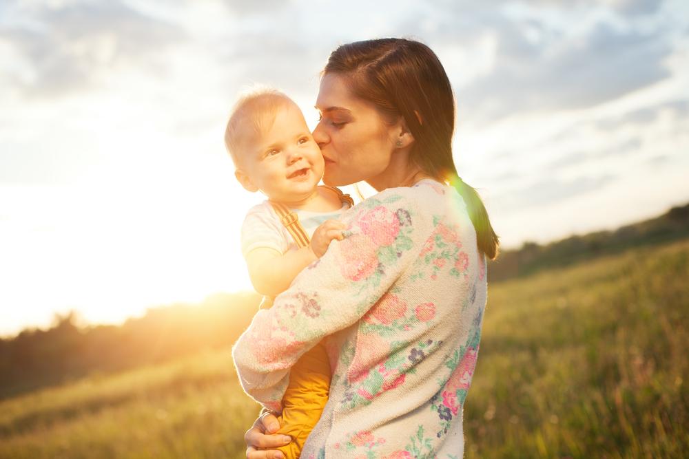 Mama Struggle: Hitzepickel