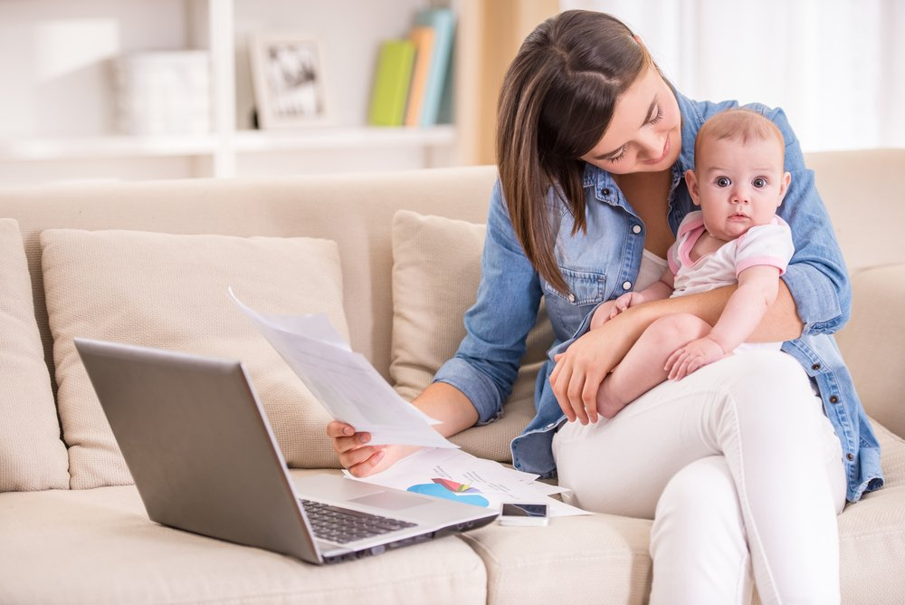 So gelingt es berufstätigen Müttern den Alltag zu meistern
