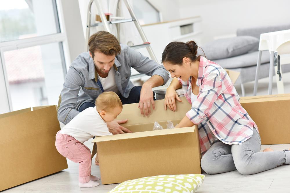 Umzug mit Baby – Nichts als die Wahrheit