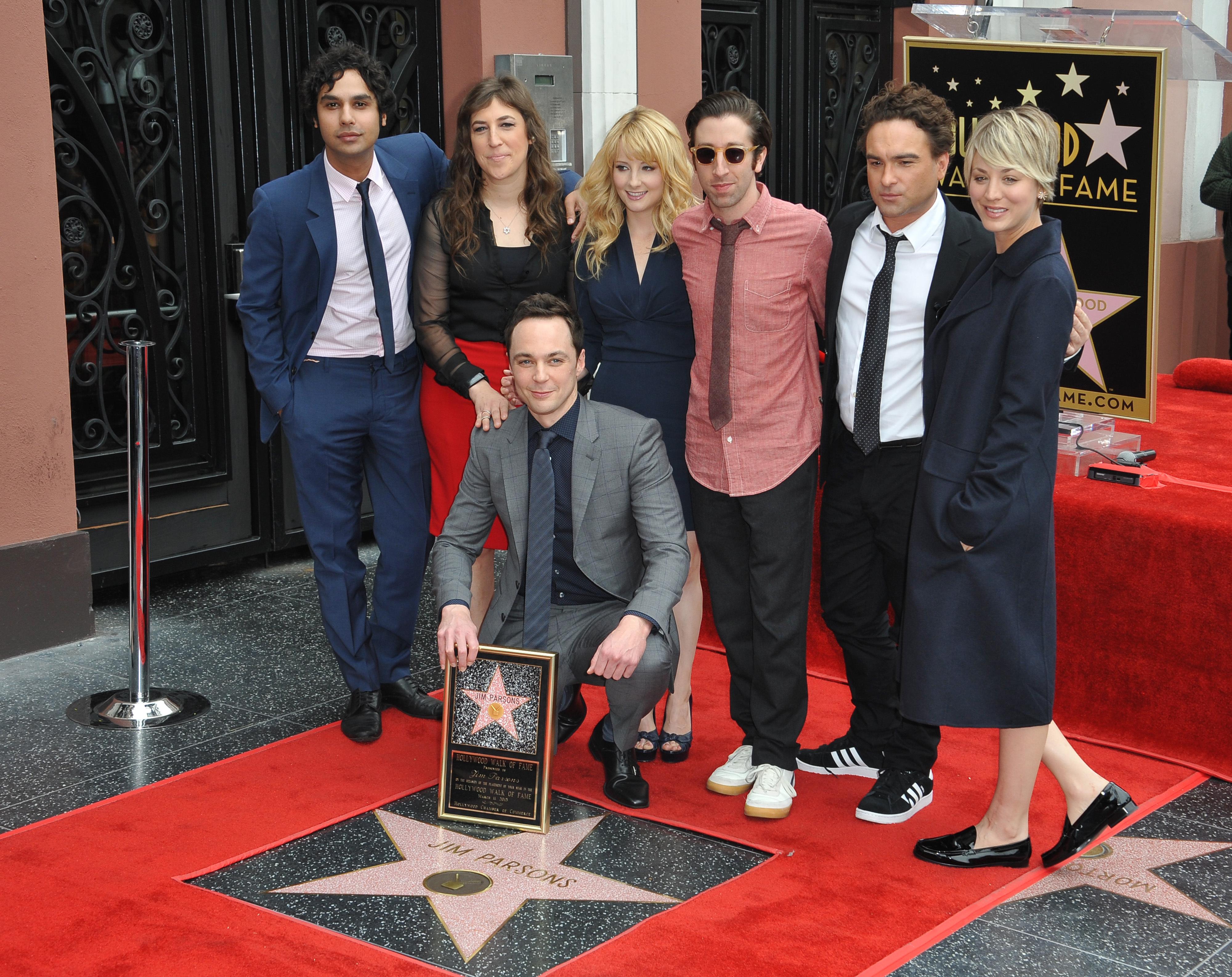 Dieser Big Bang Theory-Star ist nach Fehlgeburt wieder schwanger
