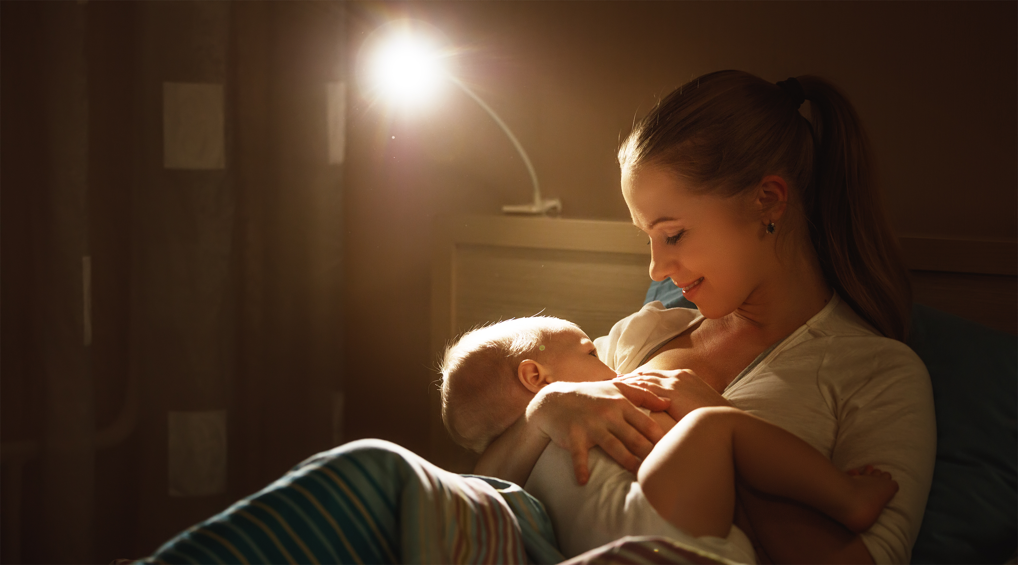 Wahnsinn: Diese Kraft hat Muttermilch