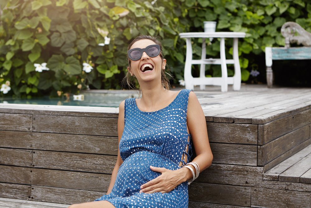 7 peinliche Stories von Schwangeren in der Öffentlichkeit