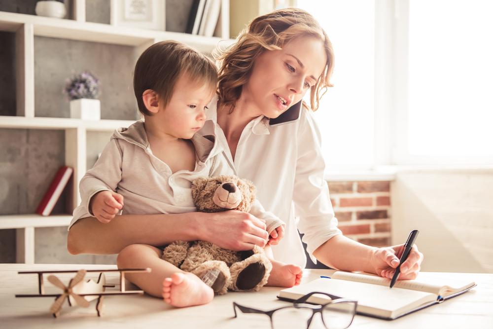 Studie: Mütter arbeiten häufiger in Teilzeit, auch wenn die Kinder außer Haus sind
