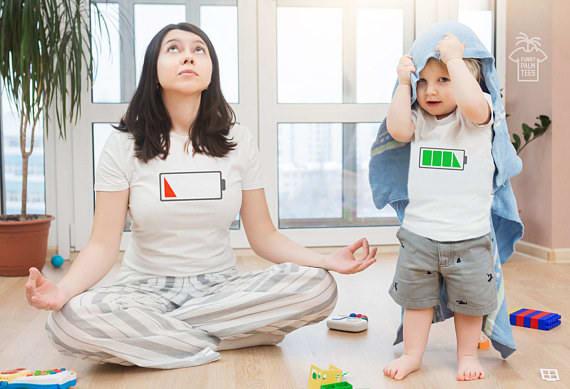 Die wohl coolsten Eltern-Kind-Looks