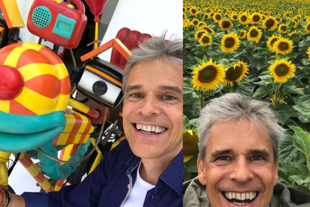 Held unserer Kindheit: Thomas Brezina überrascht uns alle!