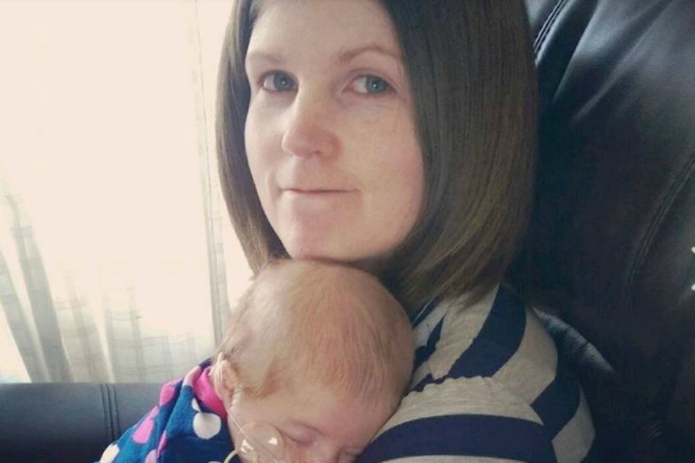 Traurig: Dieses Paar hat in nur elf Monaten fünf Babys verloren