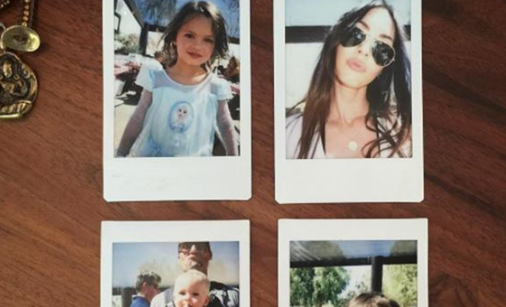 Elsa-Kleid: Megan Fox erntet harte Kritik wegen diesem Kinderfoto