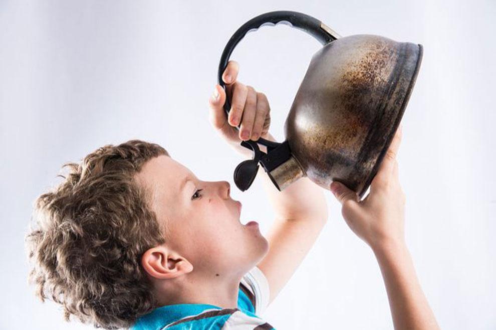 """Passt auf eure Kinder auf: Mehre Todesopfer durch die """"Hot Water Challenge"""""""