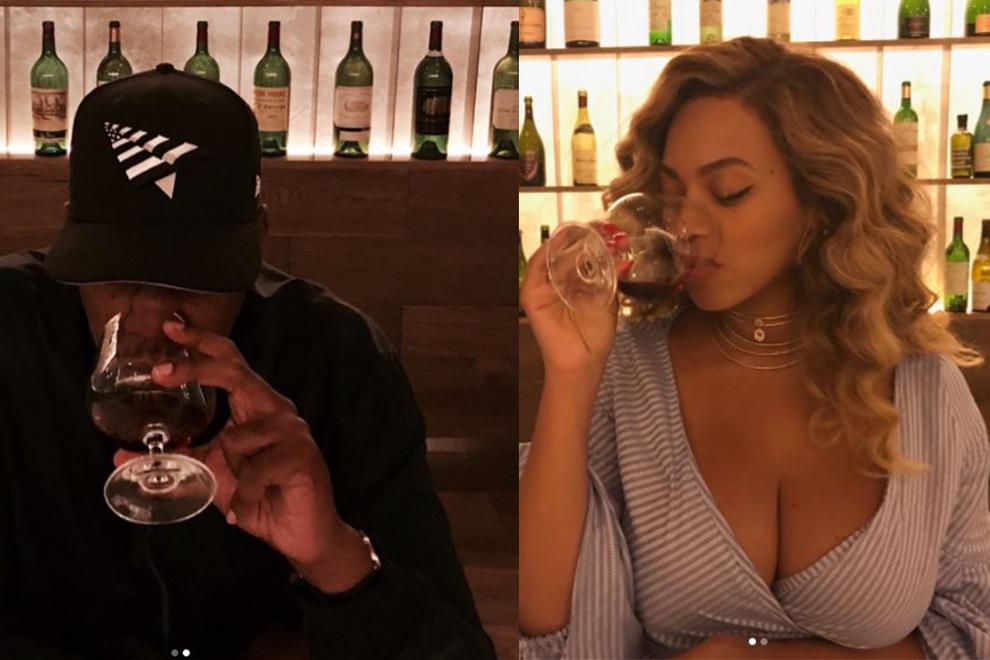 Nur ein Glas: Weswegen Beyoncé im Internet nun heftig angefeindet wird