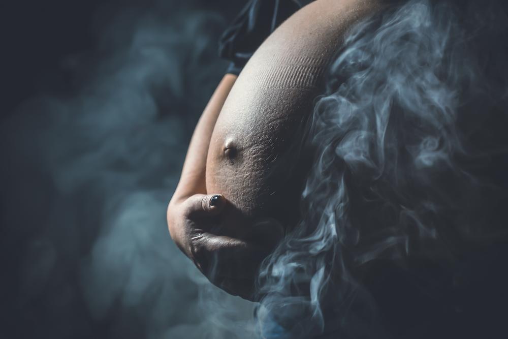 Liebe Mama, bitte rauche nicht!