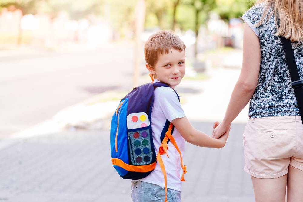 Deshalb solltest du mit deinem Kind den Schulweg üben