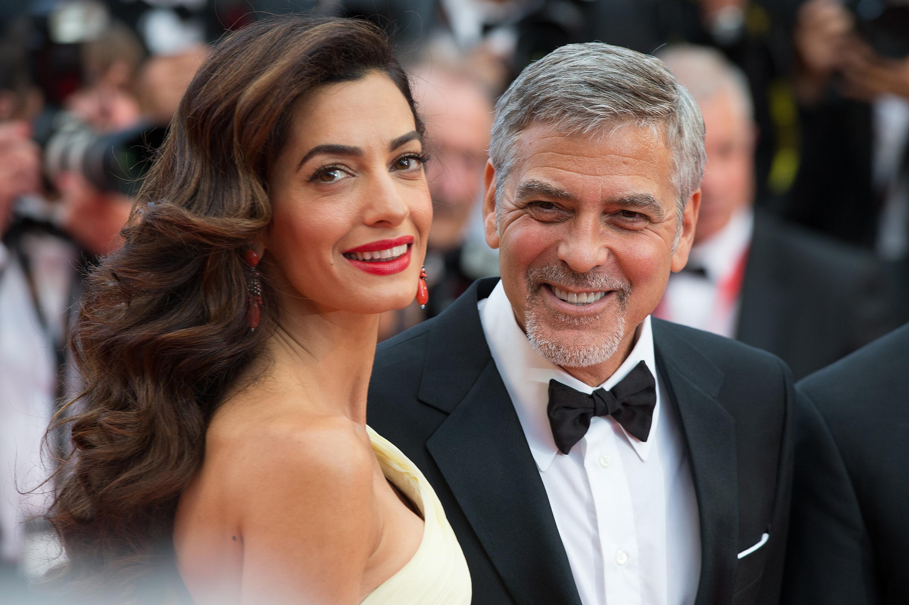 George Clooney verklagt Klatschblatt – wegen Fotos seiner Zwillinge