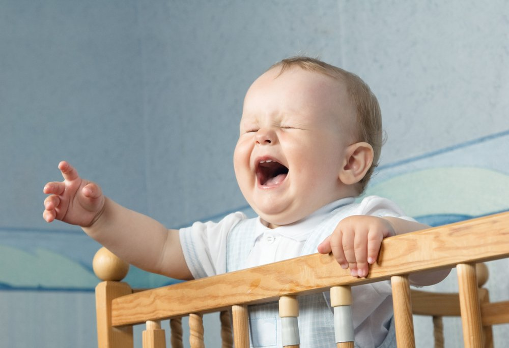 Das passiert laut Wissenschaft, wenn du dein Baby ausschreien lässt