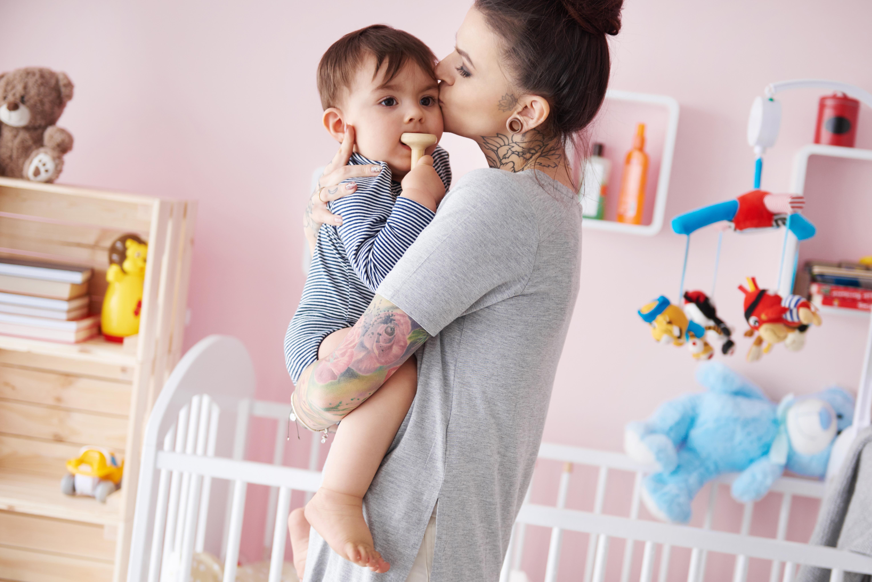 Wieder gut: So tröstest du dein Kind richtig
