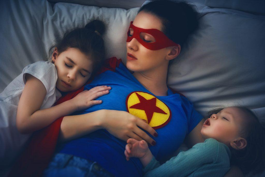 So erleichterst du dir deinen Alltag als Mutter