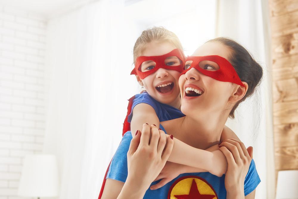 Vollblut Mama: 8 Dinge, die nur Mütter können