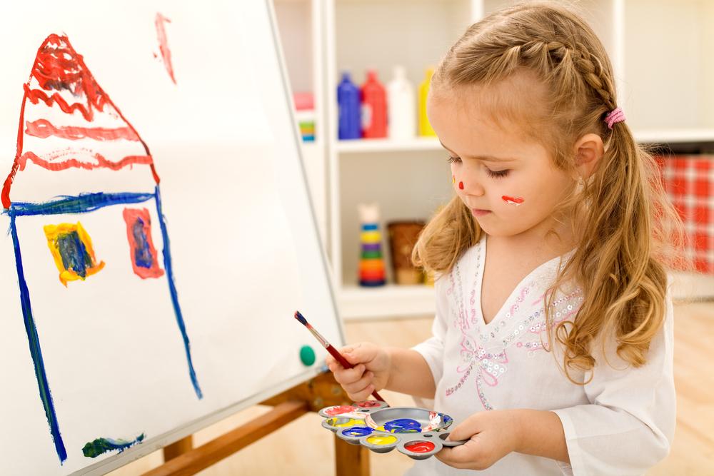 Diese 30 Dinge malen nur überdurchschnittlich intelligente Kinder