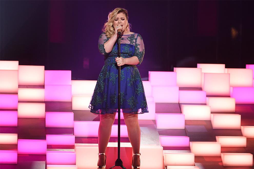 """Starke Worte: Für Kelly Clarkson waren Schwangerschaften """"die schlimmste Zeit im Leben"""""""
