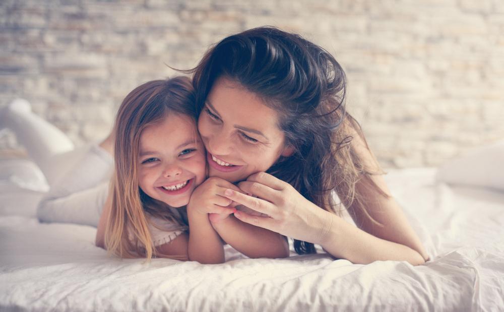 Studie: Kinder von alleinerziehenden Müttern sind genauso glücklich