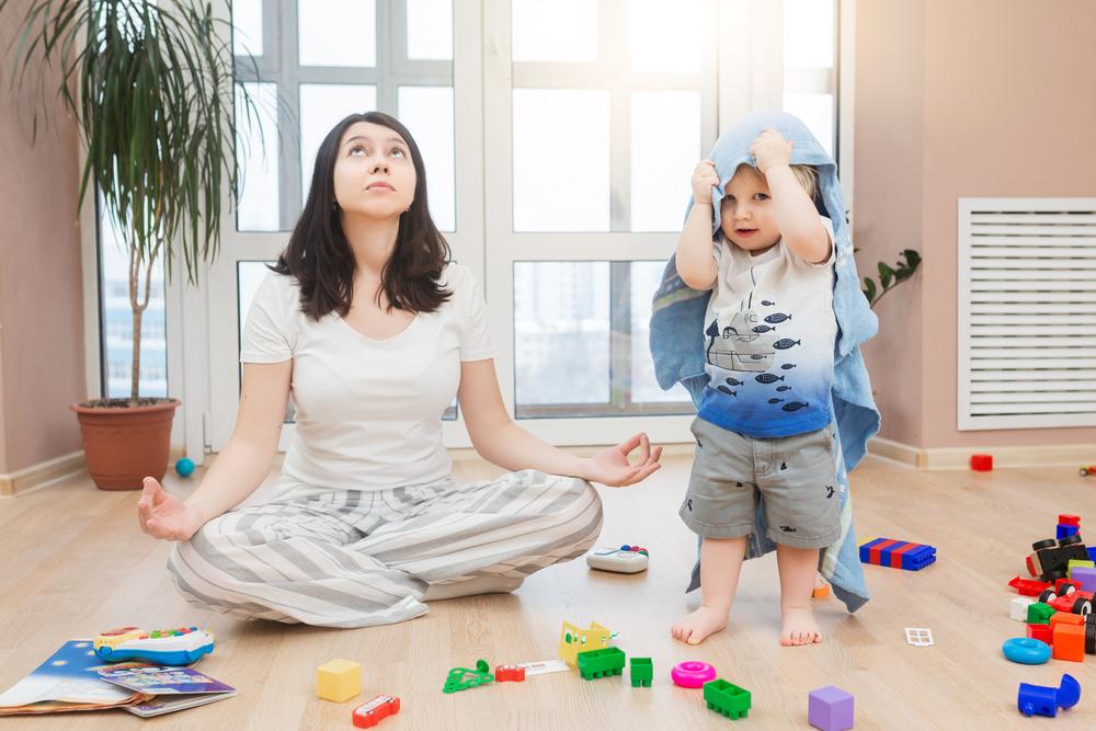 4 Tipps, wenn Mama müde ist…