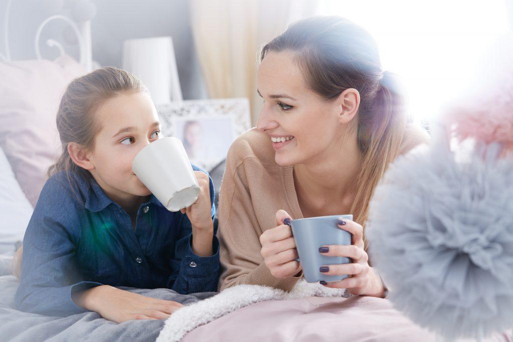 Gespräch mit Kind: Keine fertigen Lösungen präsentieren