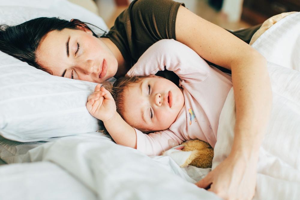 schlafenszeiten für kleinkinder
