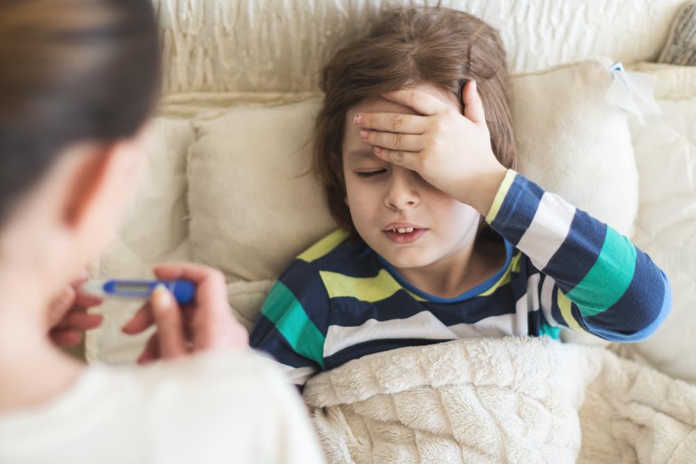 Achtung: Diese Erkältungssymptome solltest du bei deinem Kind durchaus ernst nehmen