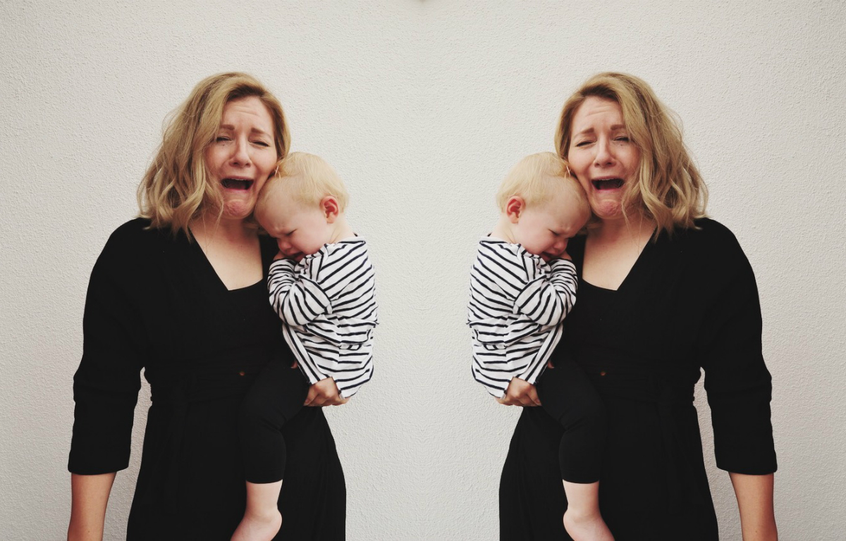 9 (überaus plausible) Gründe, wieso Mamas weinen